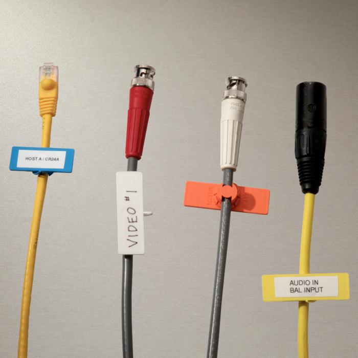 Rip-Tie velcro cable ties