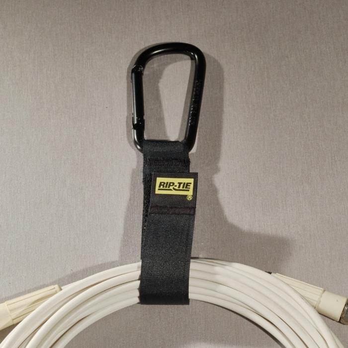 Rip-Tie velcro cable wraps