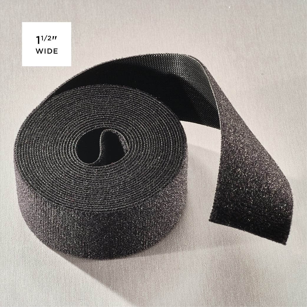 reusable velcro cable ties