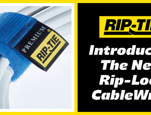 Introducing the New Rip-Lock CableWrap